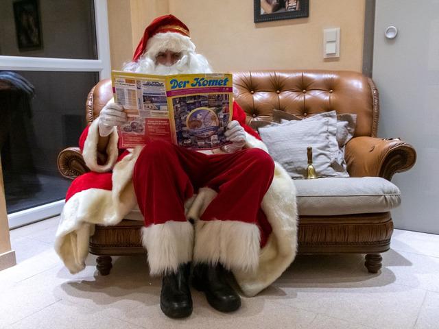 Der Weihnachtsmann aus Westfalen